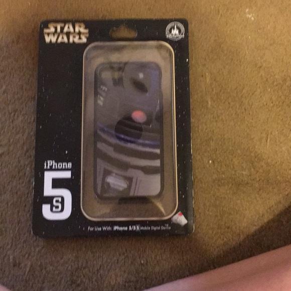 NIB iPhone 5s R2-D2 case NWT